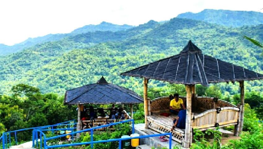 Lokasi Green Village Gedangsari