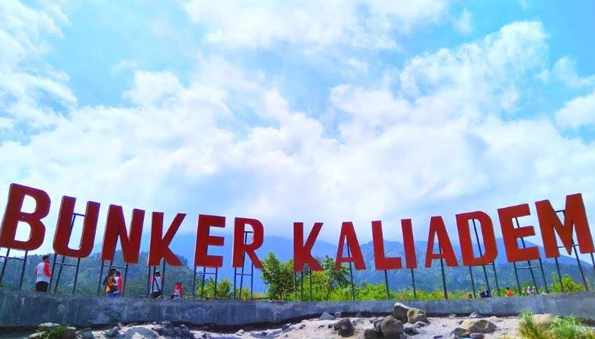 Ikon Bungker Kaliadem Merapi