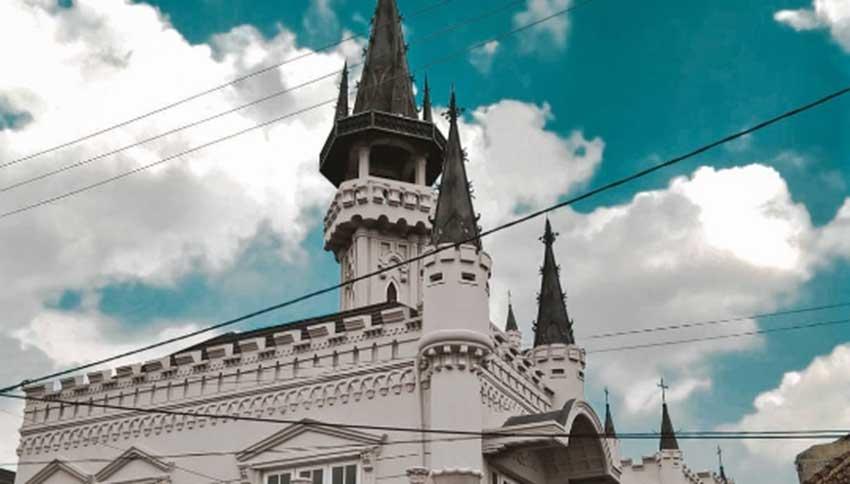 Sekilas-Gereja-Sayidan