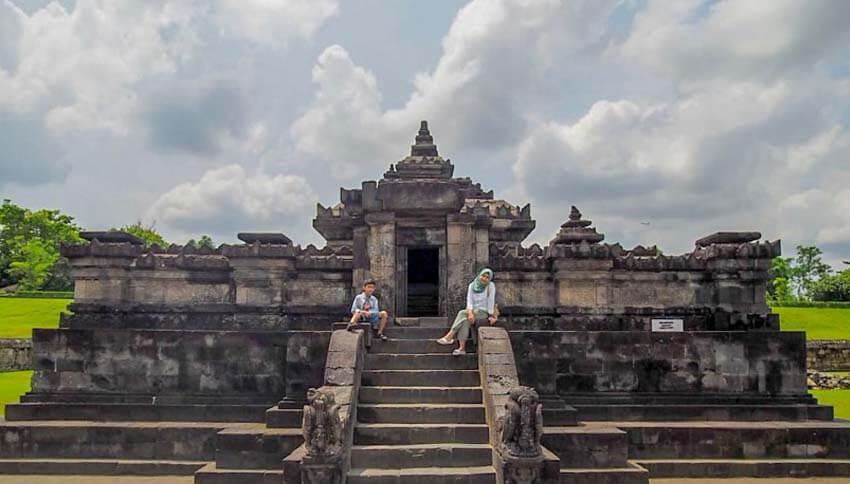 Fasilitas Candi Simbasari Yogyakarta