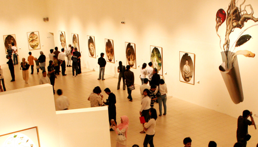 Tempat Wisata Jogja Gallery