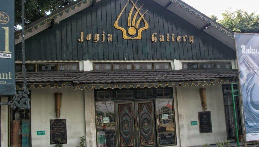 Jogja Gallery, Gudang Karya Seni Indonesia di Kota Istimewa