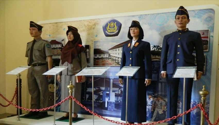 Patung Lilin Museum Sandi
