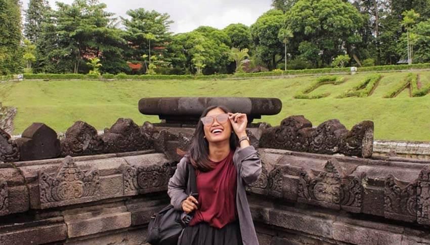 Sekilas Candi Simbasari Yogyakarta