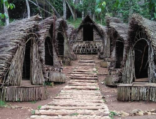 Seribu Batu Songgo Langit, Destinasi Baru bak Negeri Dongeng