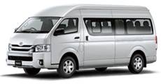 Toyota Hiace 15 Seat