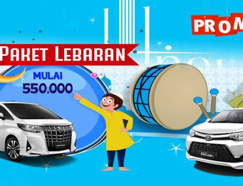 PROMO: Paket Sewa Mobil Lebaran 2019 di Jogja