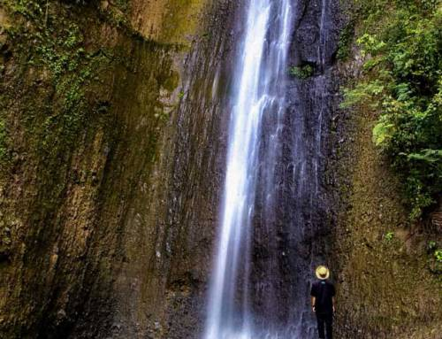 Air Terjun Sidoharjo Tertinggi di Yogyakarta