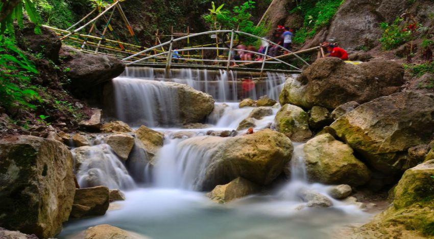 Lokasi Air Terjun Sidoharjo