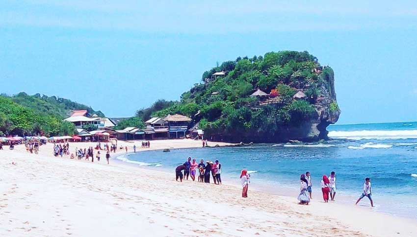 Pantai Pulang Sawal Jogja