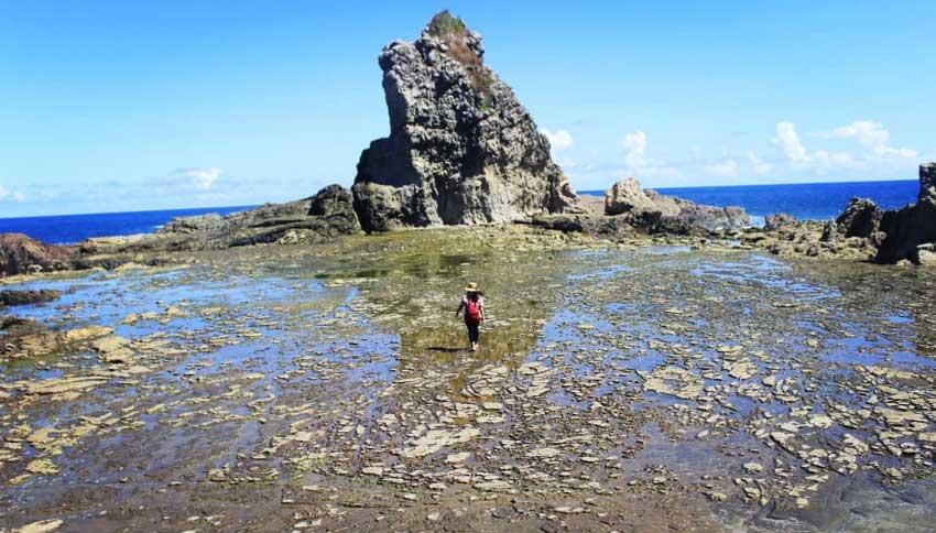 Pantai Watu Lumbung Jogja