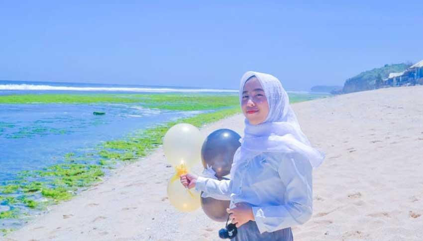 Lokasi Pantai Sepanjang