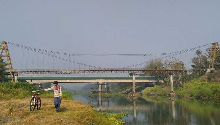 Spot Menarik Jembatan Soka