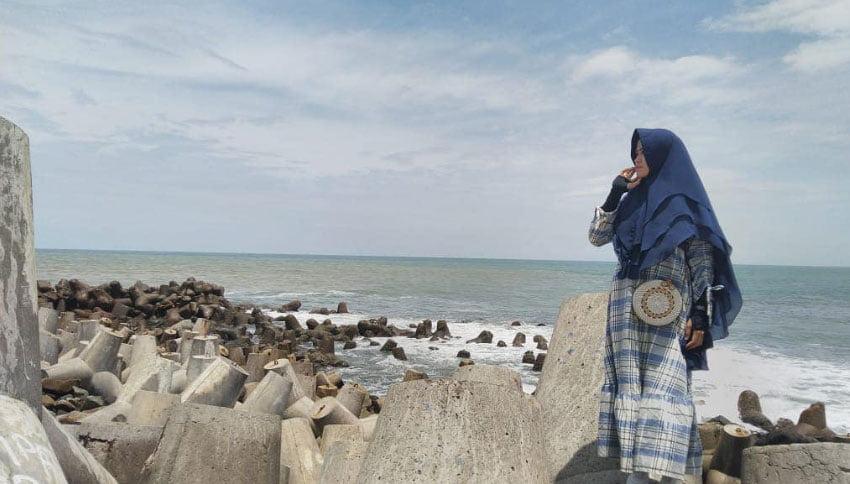 Spot Menarik Pantai Glagah