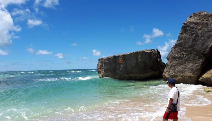Suasana di Pantai Indrayanti