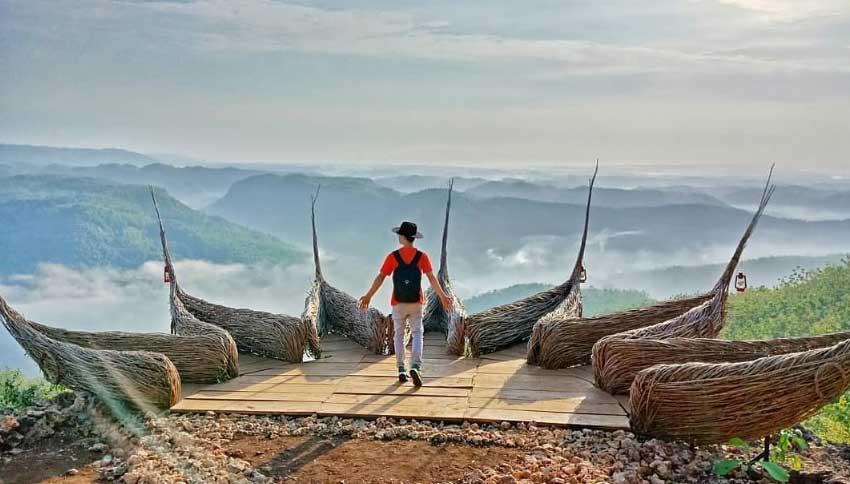 Watu Payung Panggang Gunungkidul