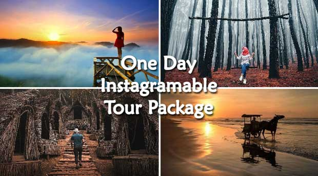 1D Tour Jogja Instagramable