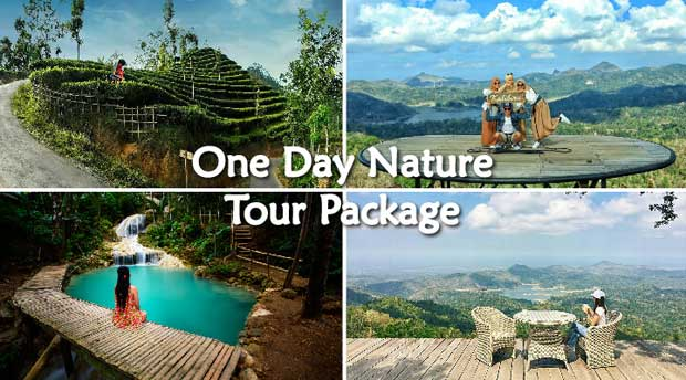 1D Tour Jogja Nature