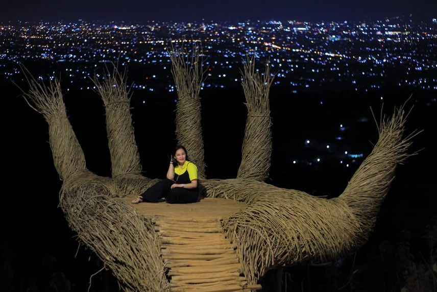 Bukit Bintang Wonosari Jogjakarta @ratihrachmadania