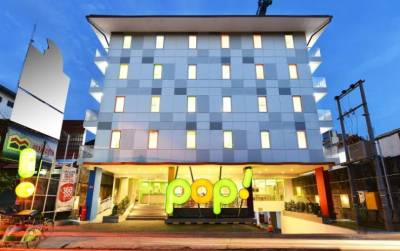 Hotel Bintang 2 di Jogja