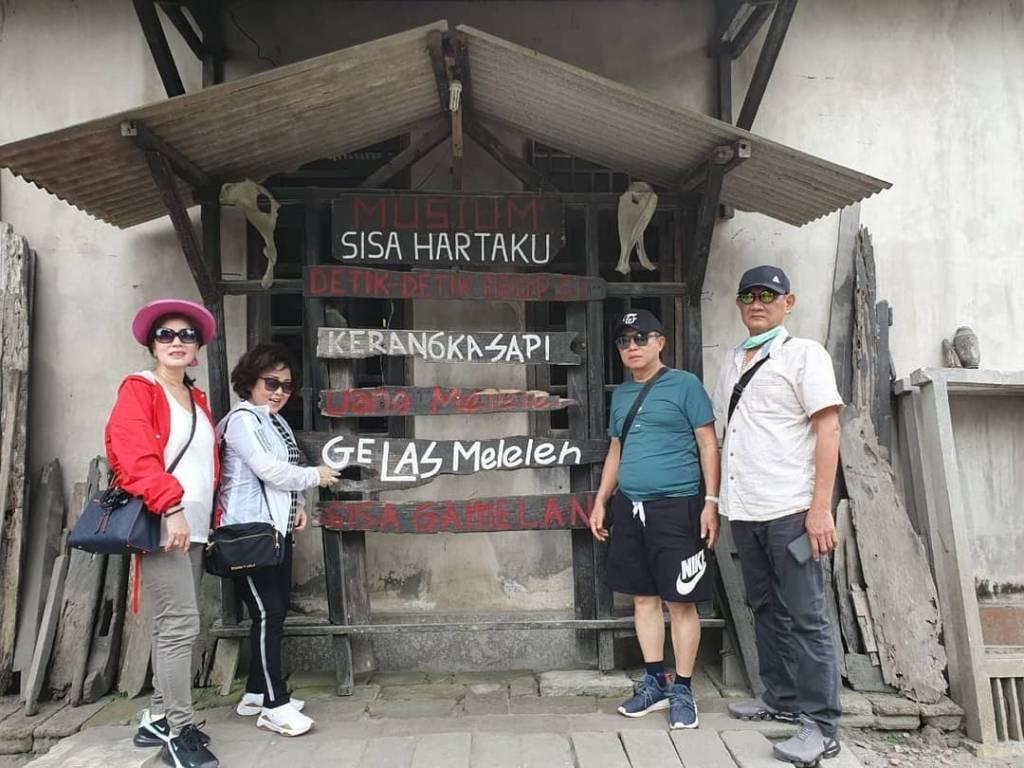 Museum Gunung Merapi @boeysiewngut