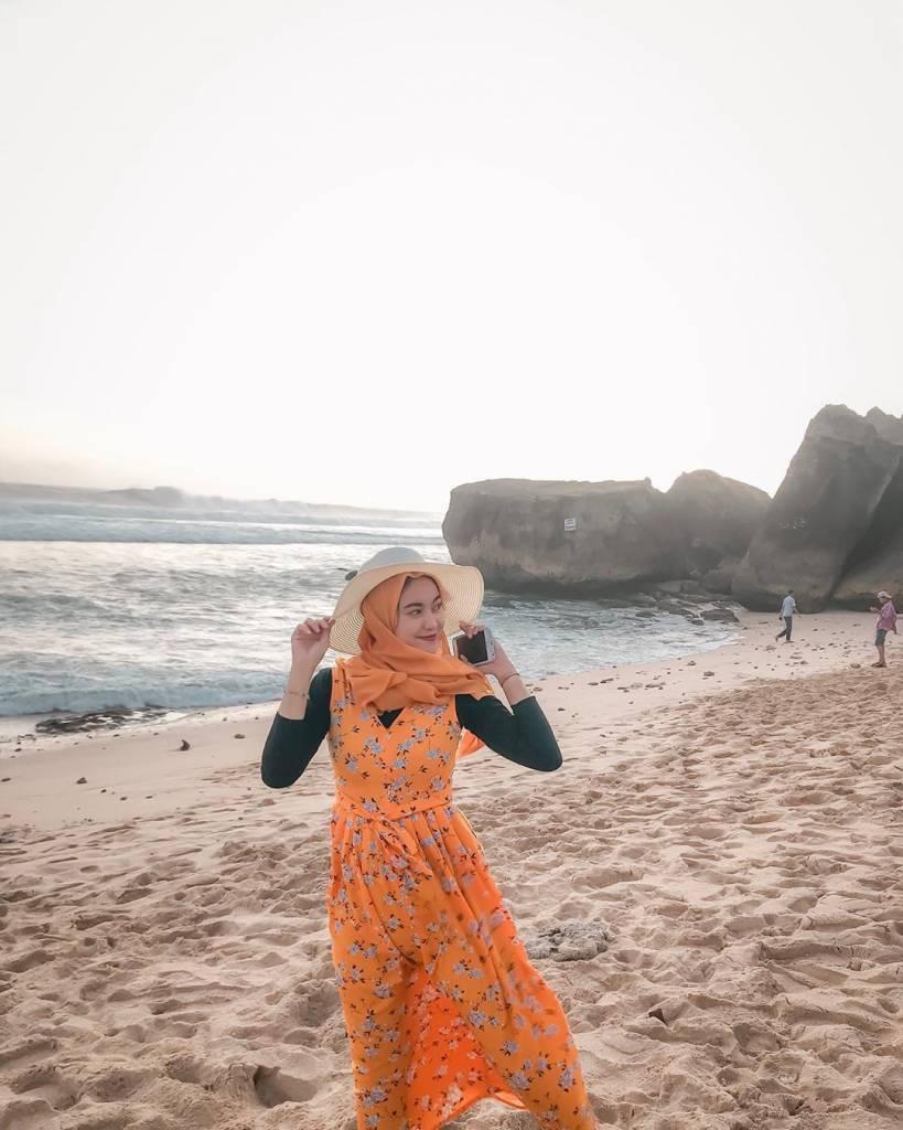 Pantai Indrayanti @dellamarza