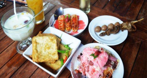 Tempat Wisata Kuliner di Jogja Murah
