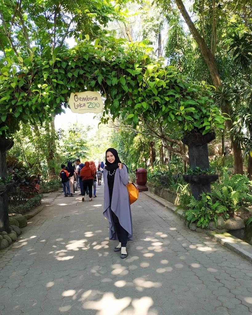 Tiket Masuk Kebun Binatang @yustenia