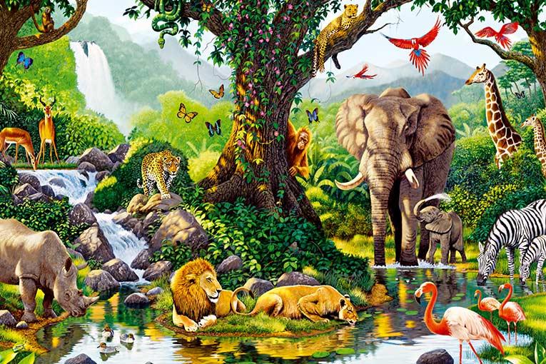 Wisata Kebun Binatang