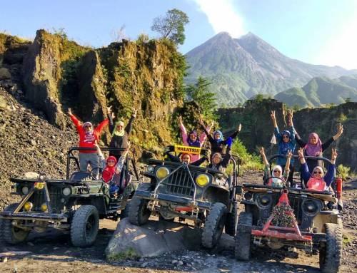 5 Wisata Merapi Jogja Yang Istimewa Wajib di Kunjungi