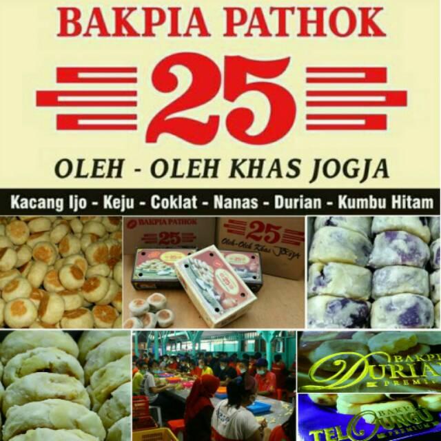 bakpia pathok Oleh oleh Khas Yogyakarta