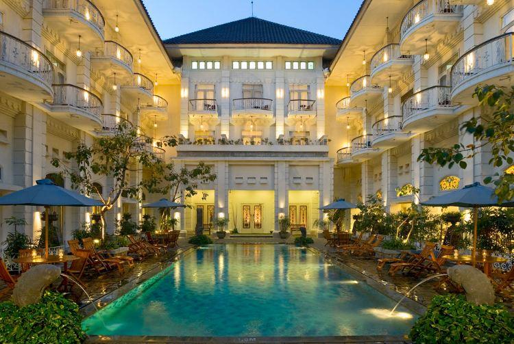 hotel untuk honeymoon