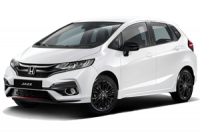 rental honda jazz